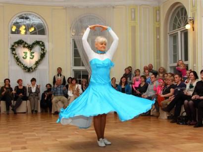 54257a7801cc Szkoła Tańca - Grażyna Potocka